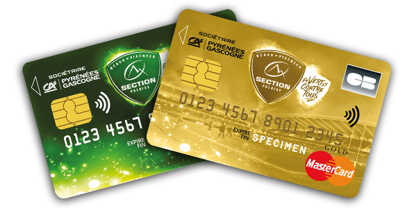 Carte Bancaire Gold Credit Mutuel.Credit Agricole Pyrenees Gascogne Carte Mastercard Section