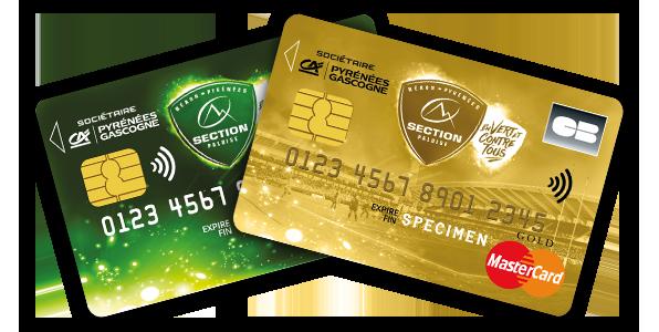 Carte Bancaire Gratuite Au Credit Agricole.Credit Agricole Pyrenees Gascogne Carte Mastercard Section